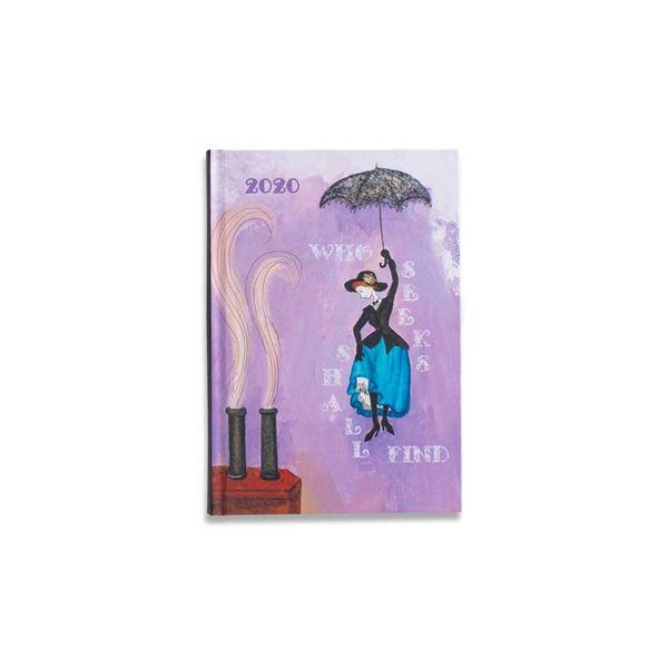 """Εικόνα από Ατζεντα  """"Silhouette"""" μεσαια (7Χ10,5)_d"""