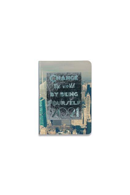 """Εικόνα της Ατζεντα  """"Silhouette"""" μεσαια (7Χ10,5)_d"""